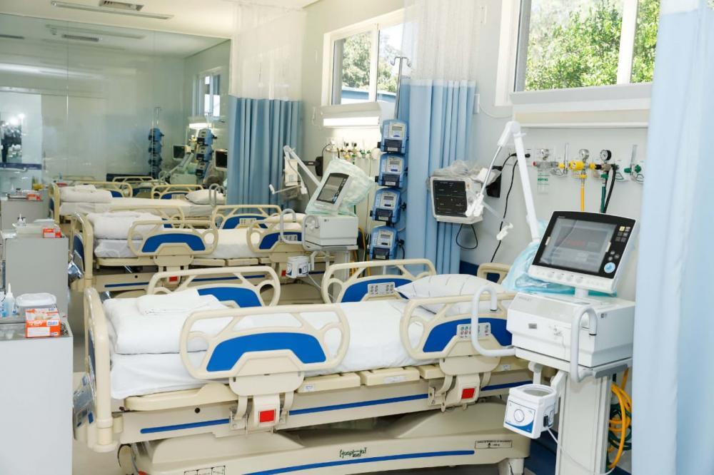 Paciente está internado na UTI do Hospital Regional do Norte Pioneiro - Foto: Antônio de Picolli
