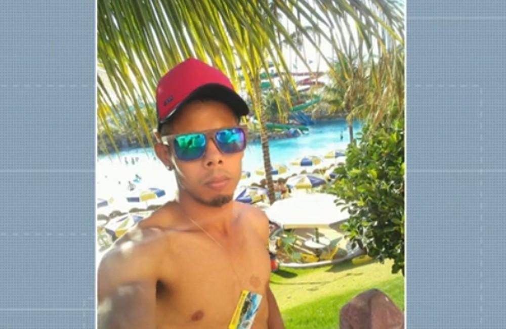 Jovem é encontrado morto com 127 facadas, em Paiçandu — Foto: Reprodução/RPC