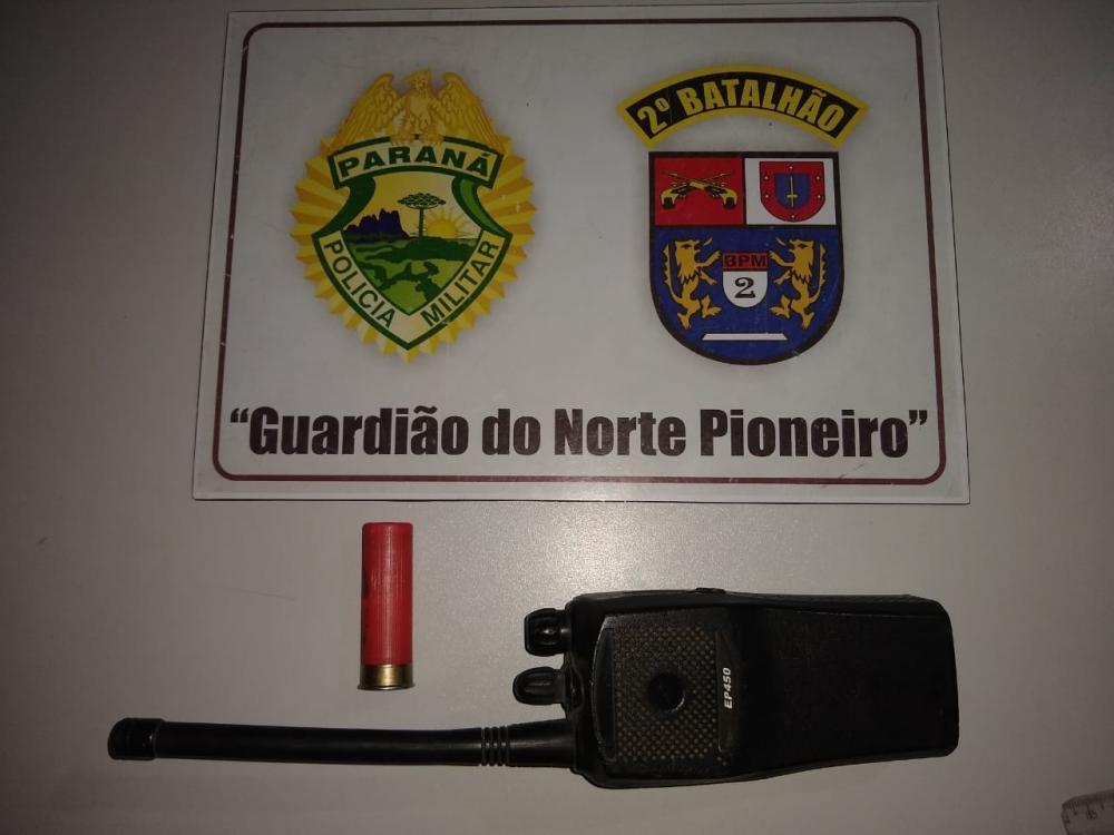 Briga com disparo de arma de fogo assusta moradores