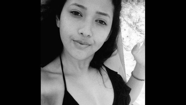 Eduarda foi encontrada morta em Angra dos Reis Foto: Facebook / Reprodução