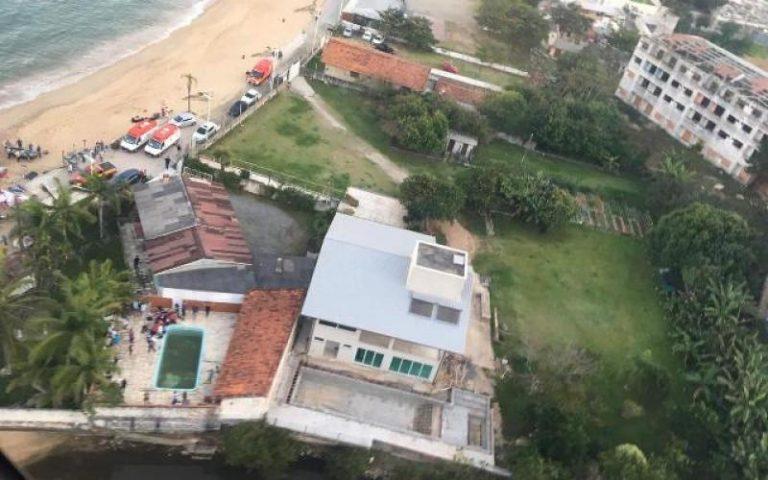Foto: Divulgação Corpo de Bombeiros
