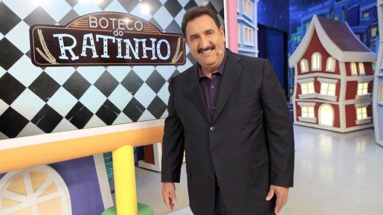 Apresentador Ratinho – Imagem: Lourival Ribeiro/SBT