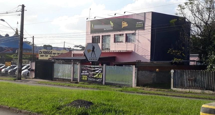 Boate fica localizada no Sítio Cercado (Foto: Flávia Barros – Banda B)
